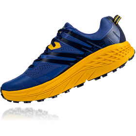 Hoka One One Speedgoat 3 Zapatillas running Hombre, galaxy blue/old gold